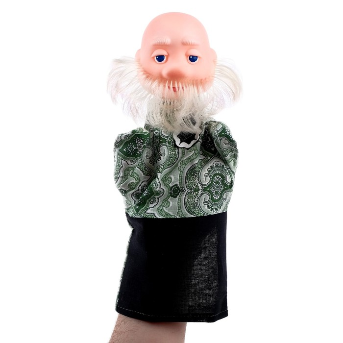 """Кукла-перчатка """"Дед"""""""