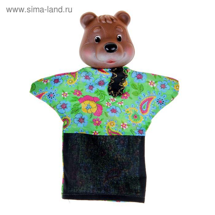 "Кукла-перчатка ""Медведь"""