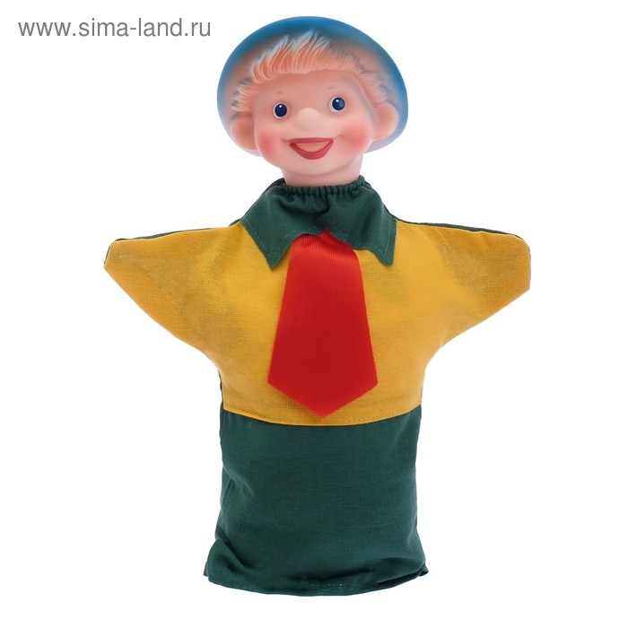 "Кукла-перчатка ""Незнайка"""