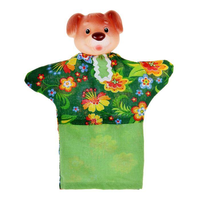 "Кукла-перчатка ""Собака"""