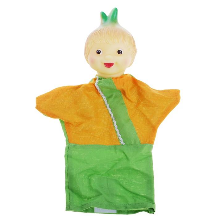 "Кукла-перчатка ""Чиполлино"""