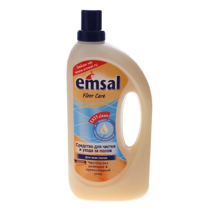 Чистящее средство для полов Emsal универсальное, 1 л