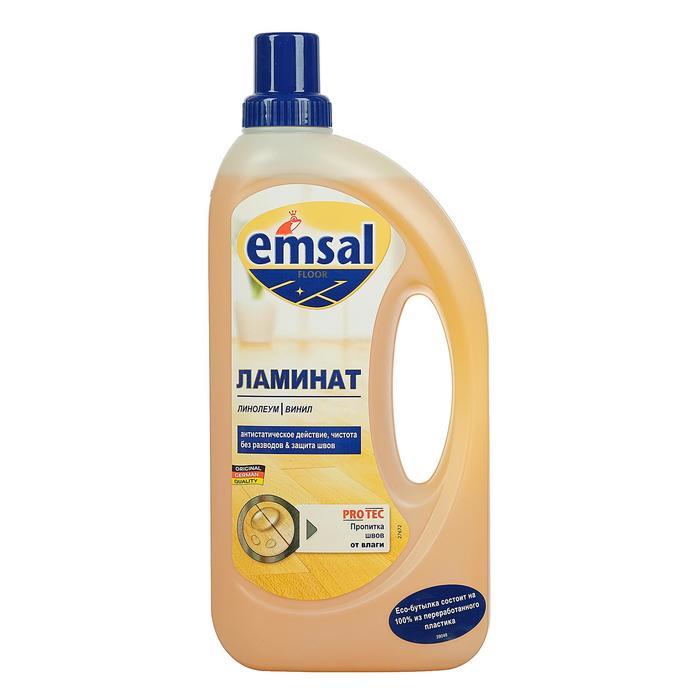 Средство для ухода за ламинатом Emsal, 1 л