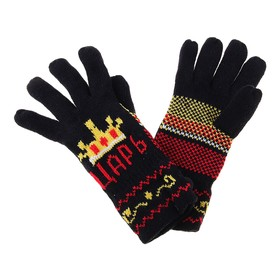 Перчатки вязаные 'Царь' Ош
