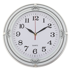 """Часы настенные, серия: Классика, """"Жаннетт"""", d=30 см"""