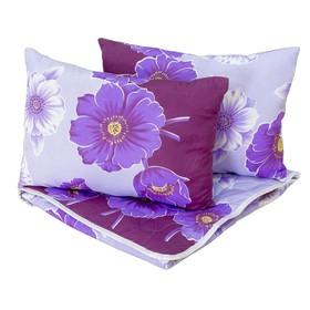 Подушка синтетическая Эконом «Миродель», размер 70х70 см, цвет МИКС, холлофан