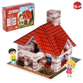 "Constructor of bricks "" House"""