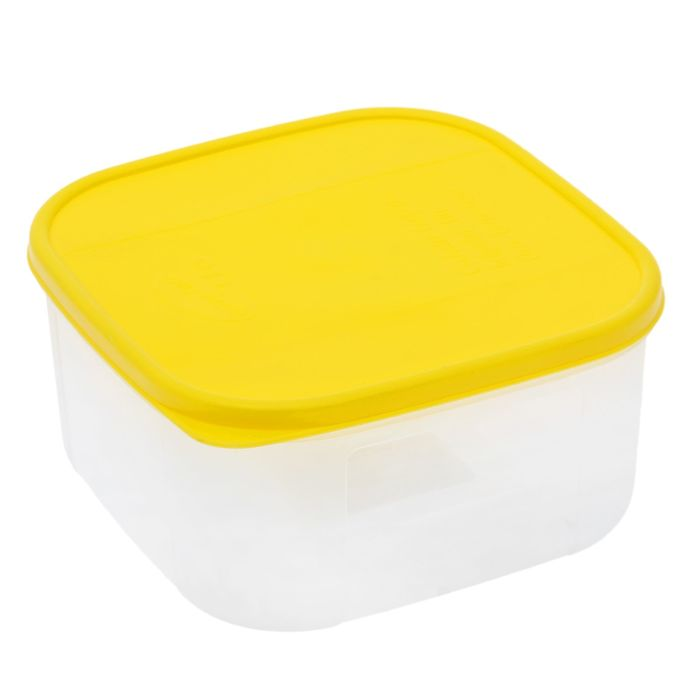 Контейнер пищевой 1,1 л Bio, цвет МИКС