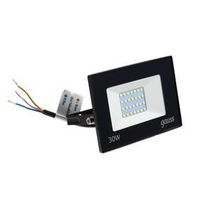 Прожектор светодиодный Gauss Elementary, 30 Вт, IP65, 6500 К, 2100 Лм, холодный белый