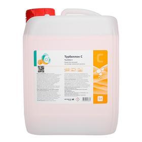 Кислотное моющее средство, нейтрализатор на основе лимонной кислоты, Турбиллон С, 5л