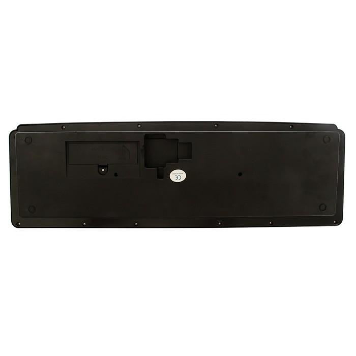 Синтезатор «Музыкальный взрыв», 49 клавиш, c USB, работает от батареек