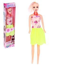 Кукла «Лена» в летнем наряде, МИКС