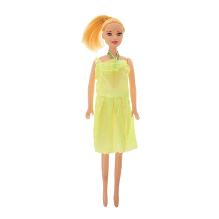 """Кукла модель """"Алиса"""", МИКС"""