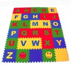 Мягкий пол развивающий «Алфавит Английский» - фото 105594535