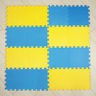 Жёлто-синий