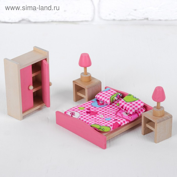 """Мебель """"Спальня"""", 6 предметов"""