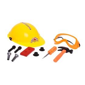 Набор инструментов «Юный строитель», 11 предметов в Донецке