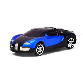 Машина инерционная «Бугатти», цвета МИКС