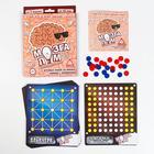 Настольная логическая игра «Мозгалом» - фото 106531753