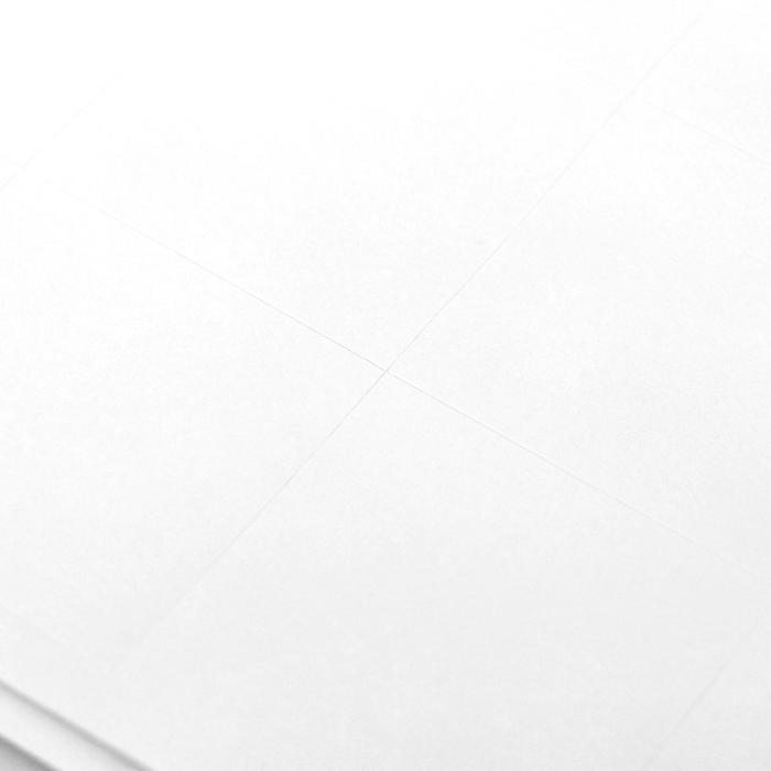 Этикетки А4 самоклеящиеся 100л 80г/м разлинованные на листе 24 шт, 70*37,1мм белые