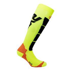 Носки SIXS SPEED2, SPE2III-GINE, цвет Черный/Желтый, размер 44 - 47 Ош