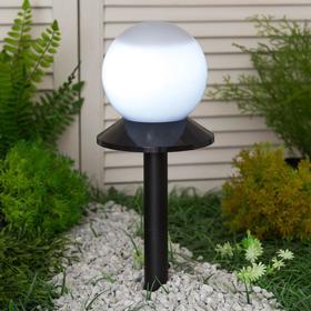 Светильник СТАРТ садовый 1LED сфера