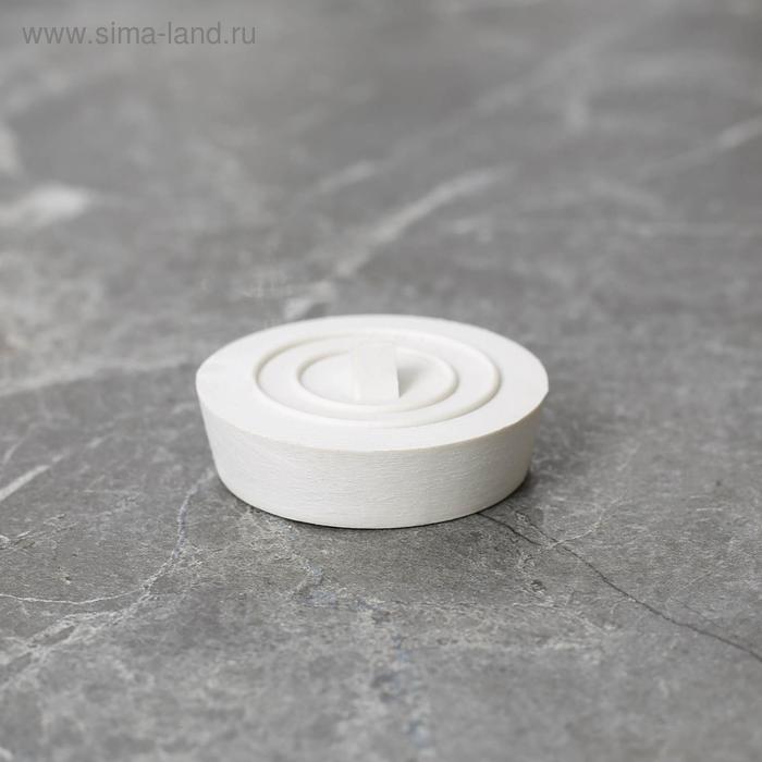 Пробка для ванны, d = 4 см