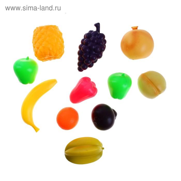 """Набор фруктов """"Ягодный микс"""", 11 предметов"""