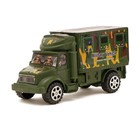 "Truck inertia ""Army"""