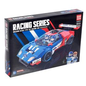 """Block constructor """"Sports Car"""", 348 parts"""