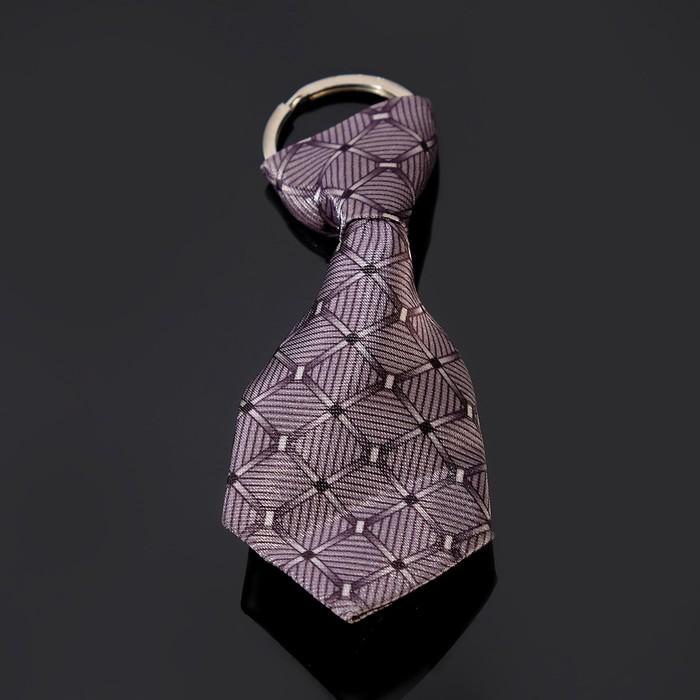 """Набор подарочный 4 в 1 """"Деловой"""": 2 ручки, брелок-галстук, нож многофункциональный 3 в 1"""