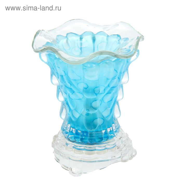 "Аромалампа ""Синяя чаша"""