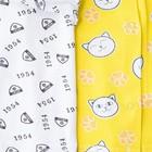 Комплект детский (кофточка/ползунки), цвет МИКС, рост 62 см - фото 106531874