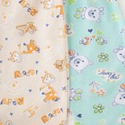 Комплект детский (кофточка/ползунки), цвет МИКС, рост 62 см - фото 106531875