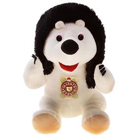 Мягкая музыкальная игрушка «Медвежонок Умка», 27 см