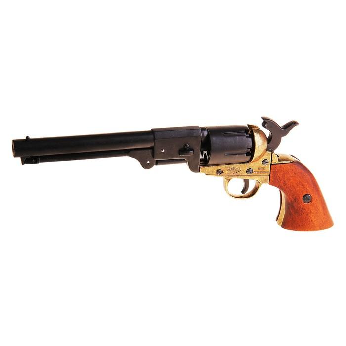 Макет Револьвер Кольта1849-1850гг 1083/L.11