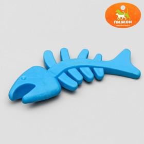 """Игрушка жевательная """"Планктон"""", TPR, 12,5 см, микс цветов"""