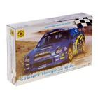 Сборная модель «Автомобиль Субару Импреза WRC»