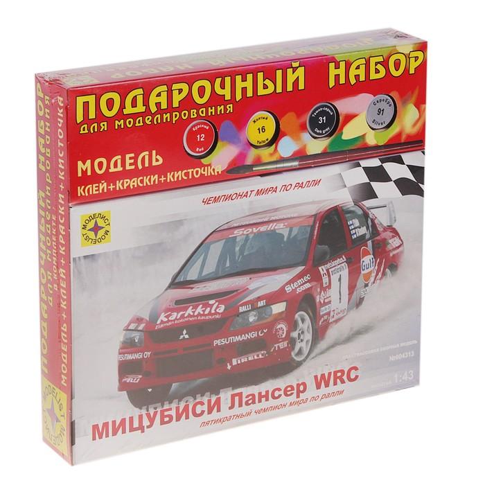 """Сборная модель """"Автомобиль """"Мицубиси Лансер"""" WRC"""""""