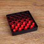 """Checkers """"Tourism"""" 13.5x10 cm"""