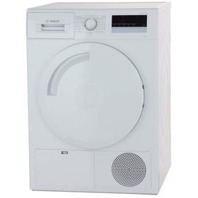 Сушильная машина Bosch WTM83201OE, класс В, 8 кг, 15 программ, белая Ош
