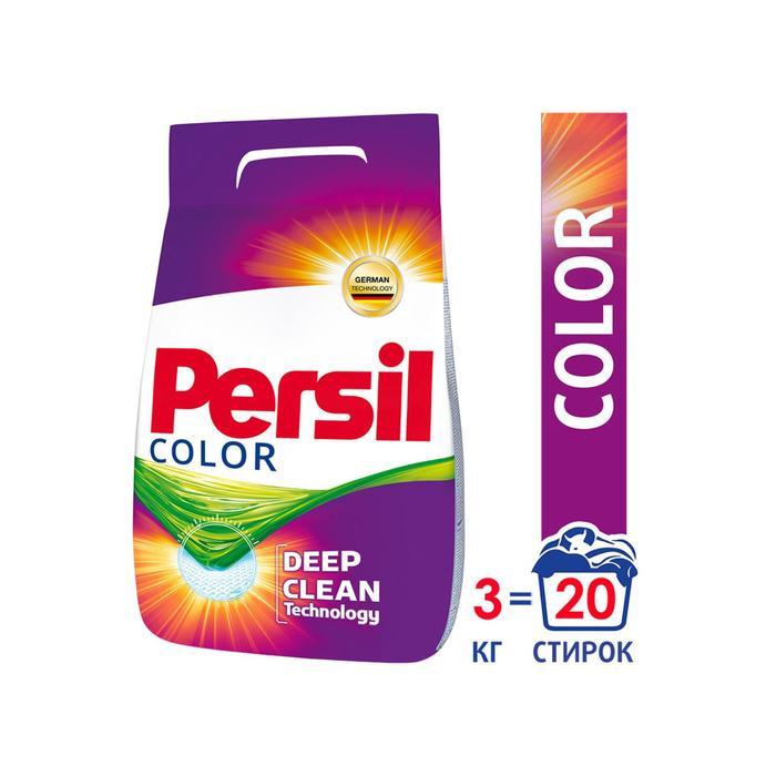 Порошок стиральный Persil Color , 3 кг+500 гр