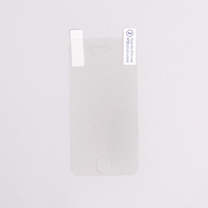 Защитная плёнка для Apple iPhone 4/4S, матовая, 1 шт.