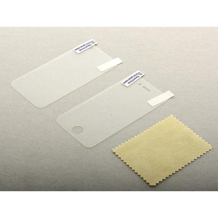 Защитная плёнка для Apple iPhone 4/4S, матовая (для экрана и задней крышки)