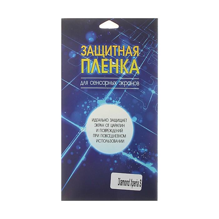 Защитная плёнка для Sony Xperia S, с блёстками, 1 шт.