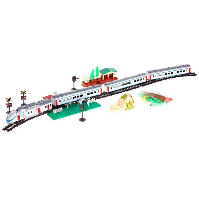 """Железная дорога """"Городской электропоезд"""""""