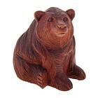 Сувенир Медведь 12 см PWA674