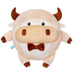 Мягкая игрушка-подушка «Бык Валера», 32 см