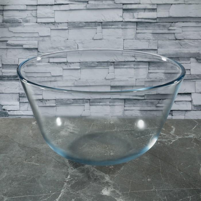 Набор посуды термостойкой, 6 предметов: миски d=12 см (400 мл), 14,5 см (650 мл), 17 см(1,25 л), кастрюля с крышкой 23 см (3 л), лотки d=26 см, 28 см; борт лотка 4,5 см