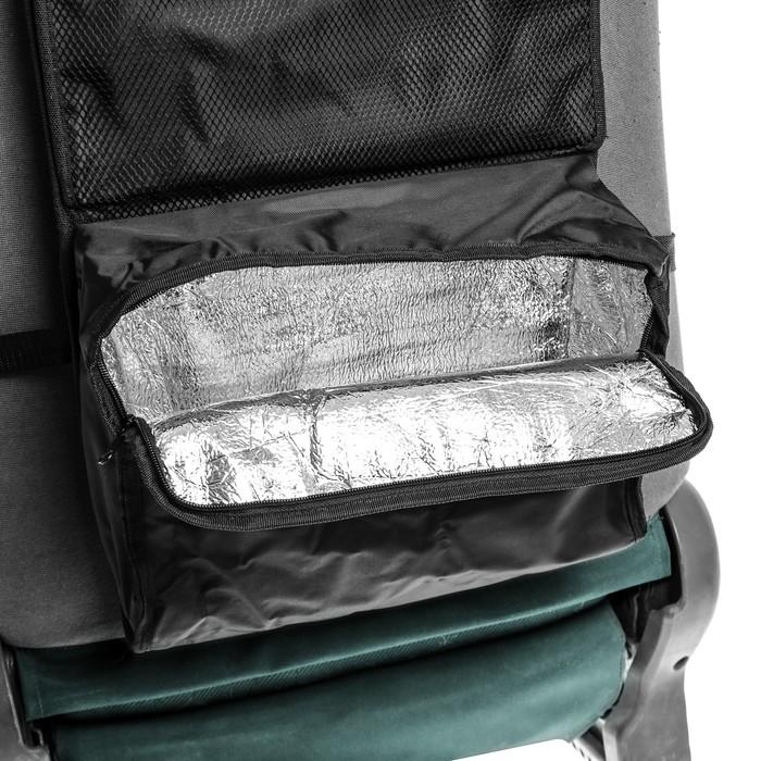 Органайзер универсальный на спинку сиденья, 32х10х49,5 см, с термоотделением